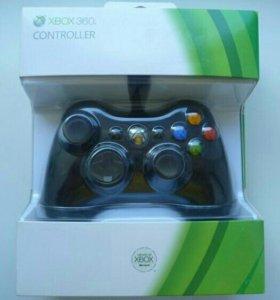 Джойстик проводной на Xbox 360 и компьютер