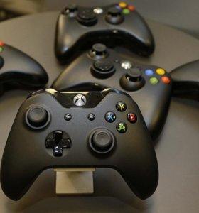 Джойстик беспроводной на Xbox 360