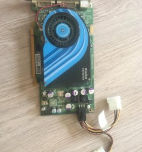 Видеокарта geForce 7900 GS
