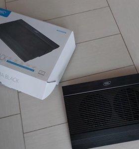 охлаждение ноутбука DEEPCOOL N8 ULTRA BLACK