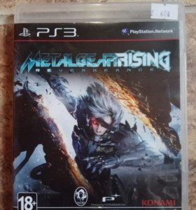 Metal Gear Rising на ps3