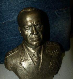 Бюст Г.К. Жукова