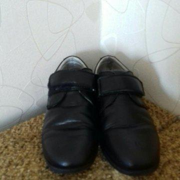 Туфли в школу нат. кожа (стелька 25 см.) – купить в Омске f69bb9c05e373