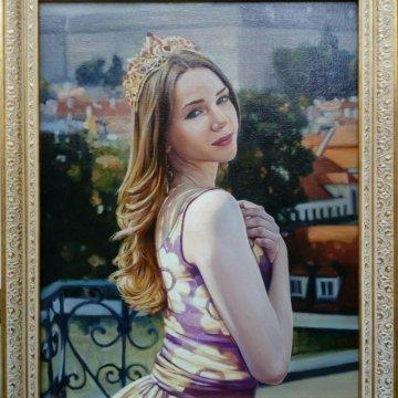 портреты по фото в краснодаре ценой
