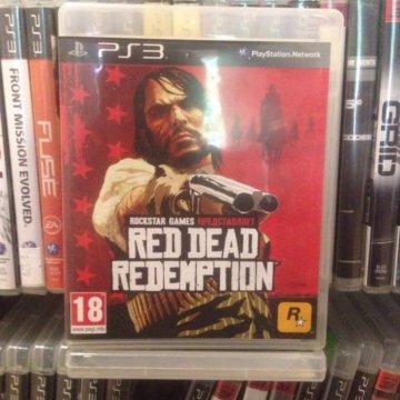 Red Dead Redemption GOTY (PS3) – купить в Екатеринбурге