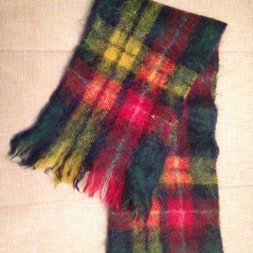 Как стирать мохеровый шарф