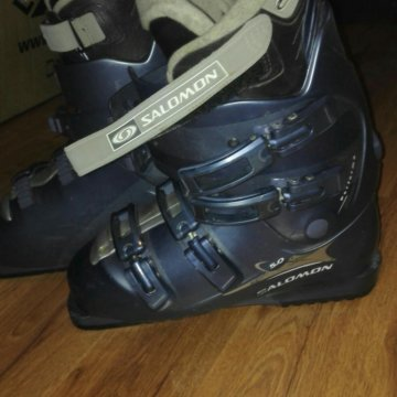 Лыжные ботинки – купить в Щербинке, цена 6 000 руб., дата размещения ... 31279c3960e