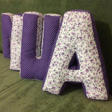 именные подушки буквы фото миша макеты фотокниг