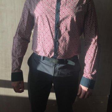 fc8a1dcfd96 Рубашка Новая мужская Mzgz Brd – купить в Перми