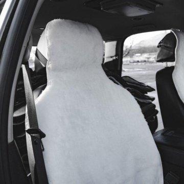 Меховая накидка на сиденье автомобиля купить краснодар