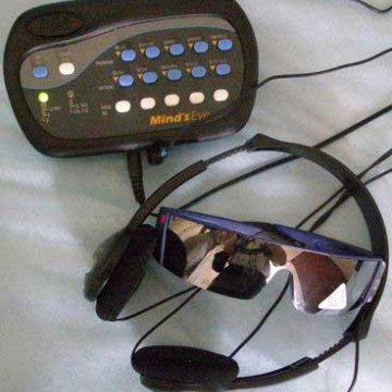 Аудиовизуальная стимуляция мозга для похудения