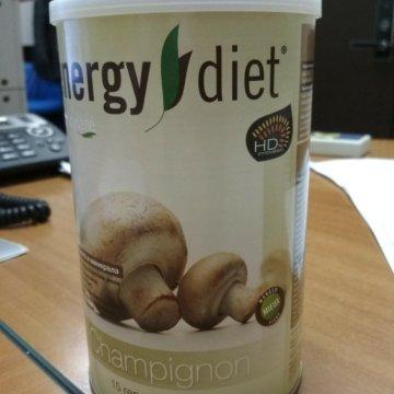 Суп грибной от энерджи диет