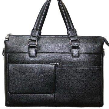 55fee65167c5 Мужской кожаный клатч портмоне HugoBoss black new  Мужская стильная кожаная  сумка black pockets PU