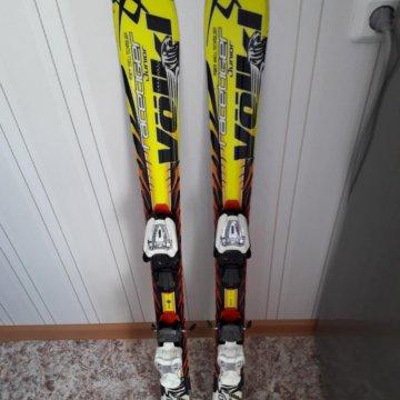 65b43f380251 Детские Горные Лыжи Salomon 100 cm+ ботинки 20.5 – купить в Санкт ...