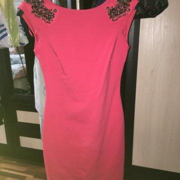 4cd247c0db2 Красное платье zara  Платье красное Zara