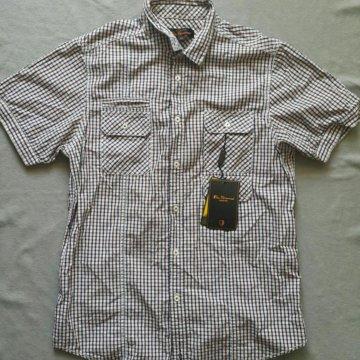 Рубашка мужская BERBERRY BRIT  Ben Sherman рубашка короткий рукав 2c4d1fba9f0