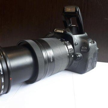 показать фотоаппараты никон и кэнон этой