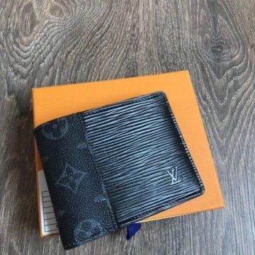 c2fd5597930c Несессер Louis Vuitton чёрного цвета; Бумажник Louis Vuitton чёрный epi  canvas