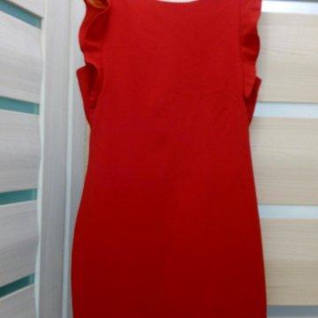 0e0b7f7b6fd Платье Koton новое  ZARA TRAFALUC маленькое красное платье