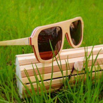 3bd9229b2efc Деревянные солнцезащитные очки – купить в Санкт-Петербурге, цена 3 ...
