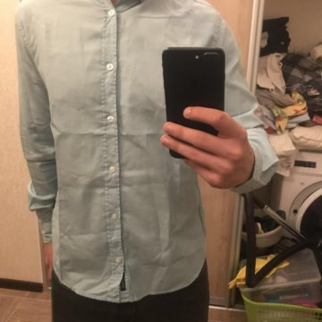 Рубашка мужская Armani jeans  Рубашка Armani Jeans оригинал из Милана 90552ce61a7