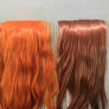 Накладные пряди из натуральных волос иваново