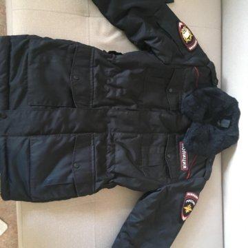 41fc112ff05e Китель полиция полушерстяной на замке – купить в Барнауле, цена 1 ...