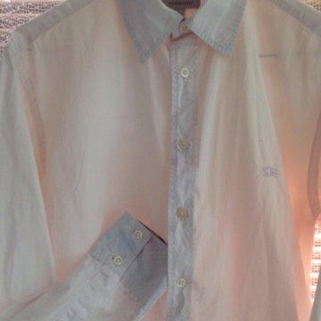 Рубашка Burberry. 1 000 руб. Рубашка Burberry  Фланелевая рубашка в клетку  BURBERRY BRIT eb1d1868d63