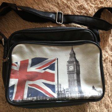 e3d8dc009723 Спортивная сумка через плечо (от Роналдиньо) – купить в Подольске ...