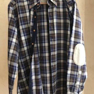 3188aa721c6 Новая рубашка Columbia в клетку – купить в Москве