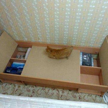Кровать полуторка с матрасом купить в воронеже