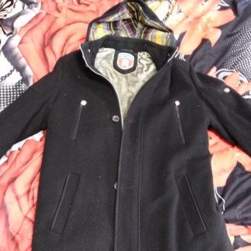 пальто мужское фирмы Geox купить в москве цена 4 000 руб
