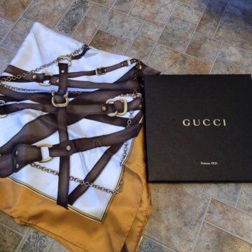 2498b5b9ff9b Женские шали Gucci оригинал – купить в Москве, цена 15 000 руб ...