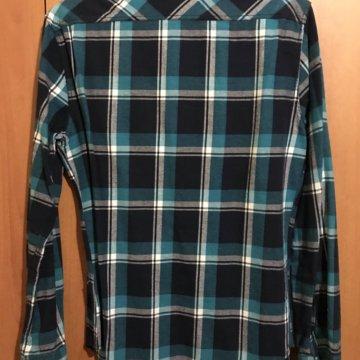 Рубашка в клетку – купить в Санкт-Петербурге, цена 290 руб., дата ... 270caab6d18