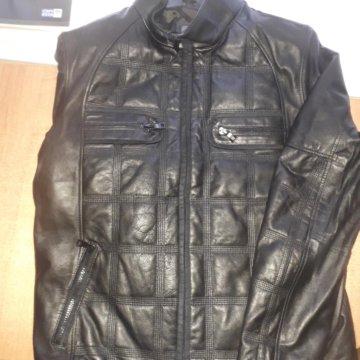 Куртка кож зам на весну в идеальном состоянии – купить в Костроме ... 63dddc42610