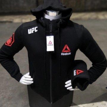 4872113b Спортивный костюм зимний Reebok UFC; Спортивный костюм Reebok UFC (Зимний)