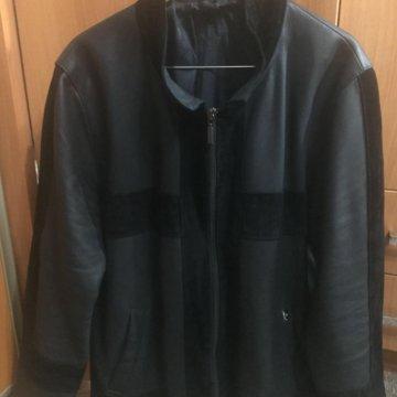 b24fd1c67d06 Куртка мужская, бу, натуральная кожа – купить в Ростове-на-Дону ...