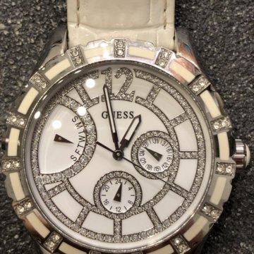 Часы GUESS женские – купить в Москве, цена 3 500 руб., дата ... af86d735b49