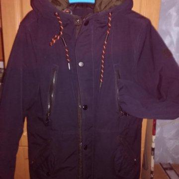 481c4fe4f5da Парка зимняя скафандр бренд – купить в Новокуйбышевске, цена 1 250 ...