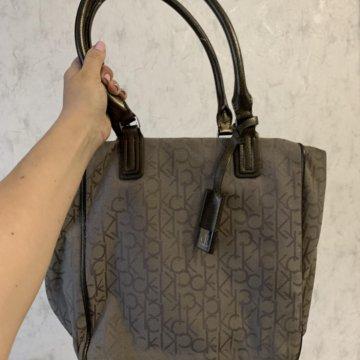 c949cbc9d84d Calvin Klein сумка оригинал – купить в Москве, цена 3 700 руб ...