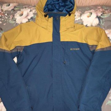 Сноубордическая куртка Termit – купить в Томске, цена 2 800 руб ... f4c5b8715da