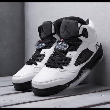 "606c62e88312 Nike Air Jordan 5 ""PSG"" – купить в Красноярске, цена 3 490 руб ..."