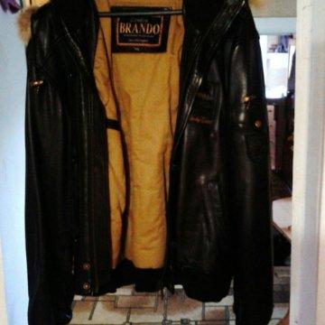 Кожанное пальто – купить в Костроме, цена 8 000 руб., дата ... 0b96d488b7c