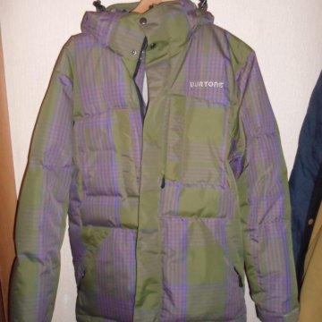 Куртка горнолыжная- сноубордическая  Куртка сноубордическая Burton a05cfc2706a