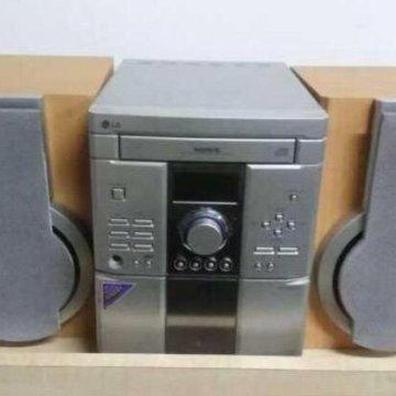 7f31ae96f26b Музыкальный центр Micro LG CM2760 – купить в Благовещенске, цена 6 ...