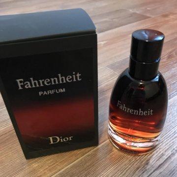 тестер Dior Fahrenheit 32 100ml купить в засечном цена 500 руб