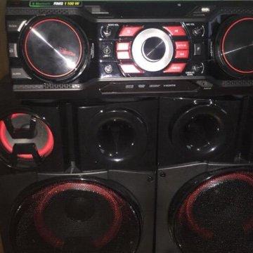 Музыкальный центр LG rad136b – купить в Сочи, цена 5 000 руб ... 5b4ceb060b4