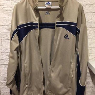8bb9f8ec Ветровка олимпийка adidas винтажная; Винтажная олимпийка Adidas (Оригинал)