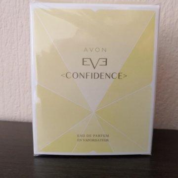 парфюмерная вода Avon Eve Confidenceесть пробник купить в