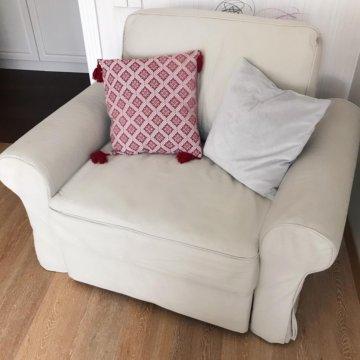 кресло кровать икеа бу купить в санкт петербурге цена 5 000 руб